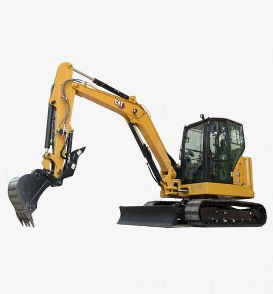movimento-terra CATERPILLAR 306 CR