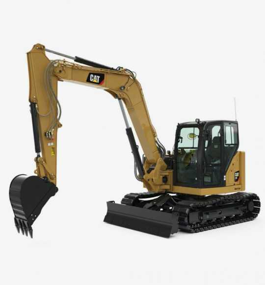 movimento-terra CATERPILLAR 309 CR