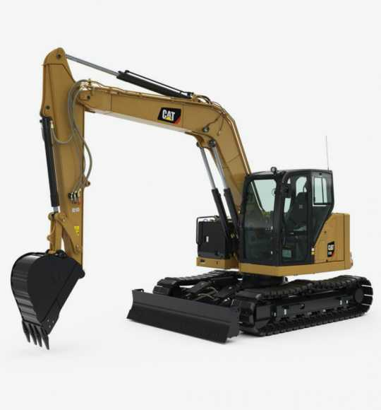 movimento-terra CATERPILLAR 310 CR
