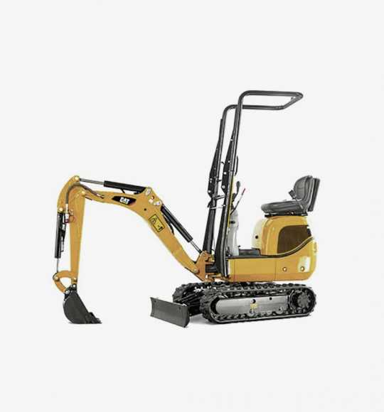 movimento-terra CATERPILLAR 300.9D