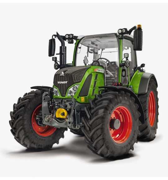 macchine-agricole FENDT 500 VARIO