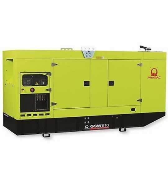 gruppi-elettrogeni PRAMAC Generatore di corrente trifase fino a 400 kw
