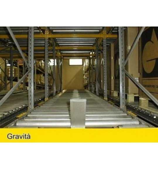 scaffalature-industriali LINEA VERDE Scaffalatura pesante