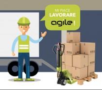 """Pramac punta al futuro con l'innovazione del suo nuovo transpallet """"Agile"""""""