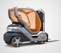 Doosan Concept Forklift - Il carrello del futuro