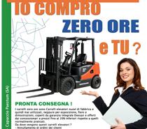 Carrelli Km/Ore Zero PRONTA CONSEGNA !
