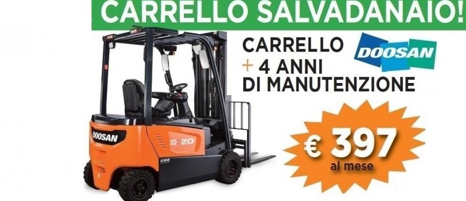 Carrello Salvadanaio